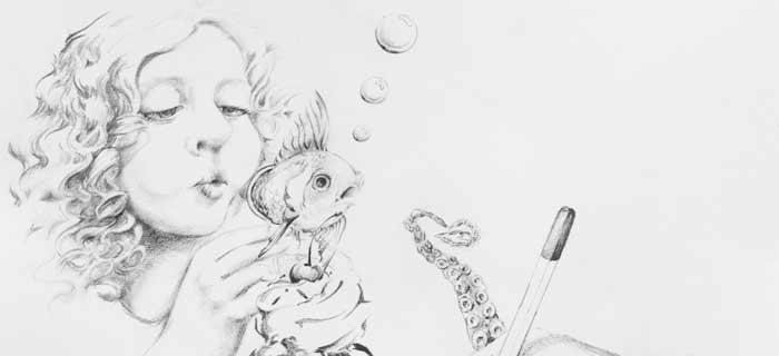 Drawing by Shelly Cox-Vandermeulen