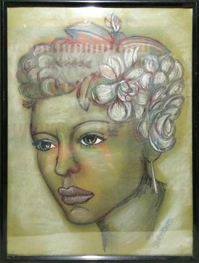 Artwork by Donna Boward