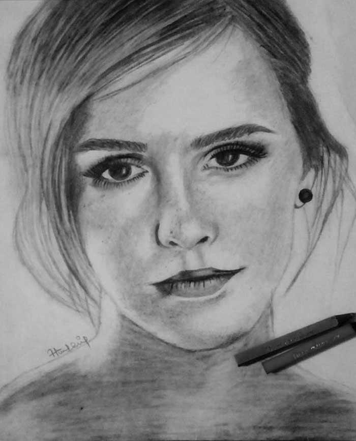 Art by Hamna