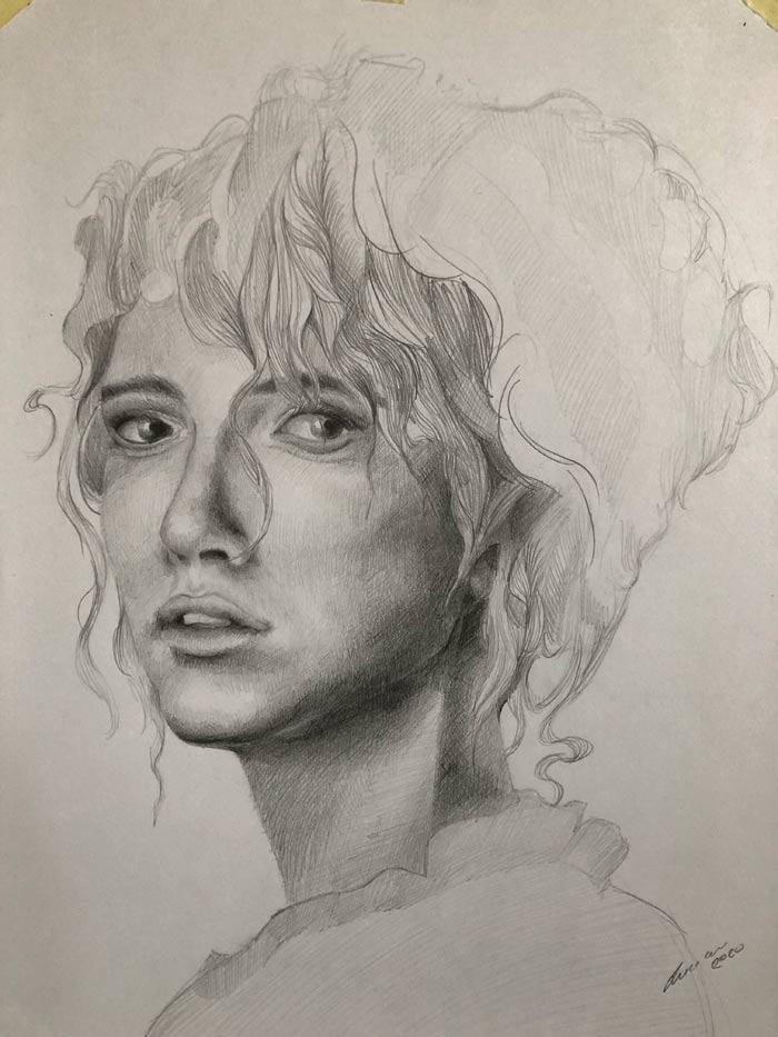 How to draw good portraits - Artwork critique