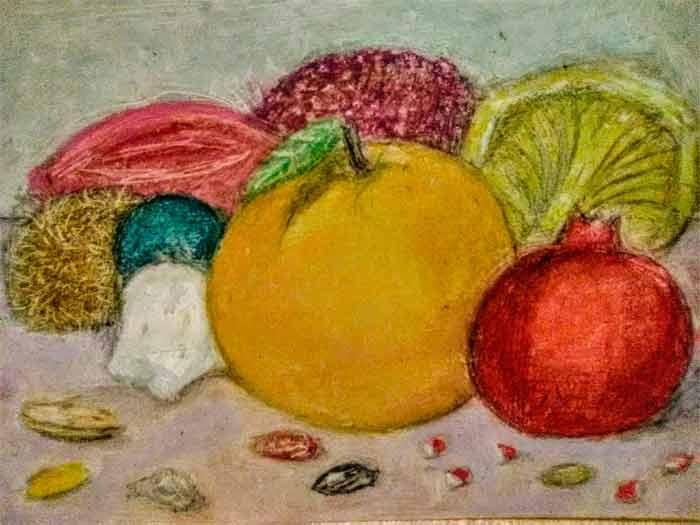 Bohemian fruit