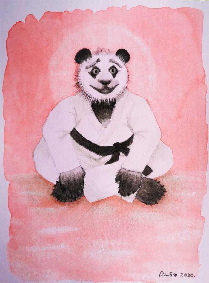 The Godfather Panda