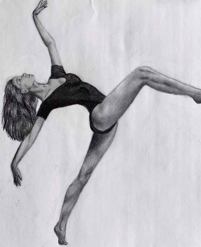 Graphite Dancer