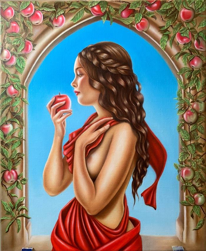 Portrait Painting Critique