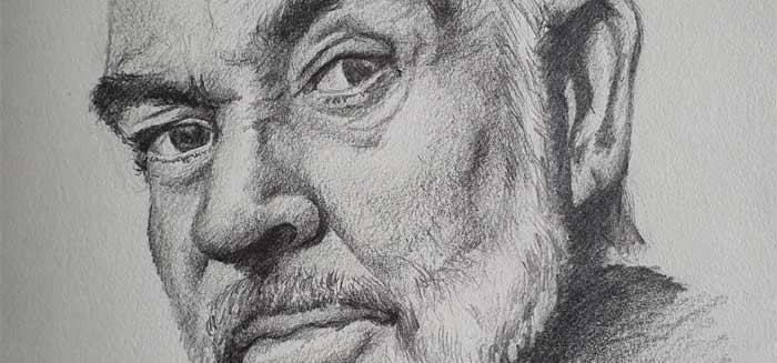 Portrait by Geert-Jan Hendriks