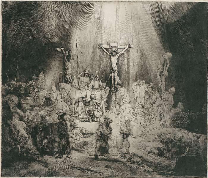 Rembrandt: God's Very Own Draftsman