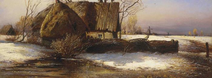 Aleksei Savrasov – Russian landscape painter