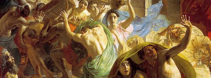 Karl Bryullov – Russian Romantic School Painter